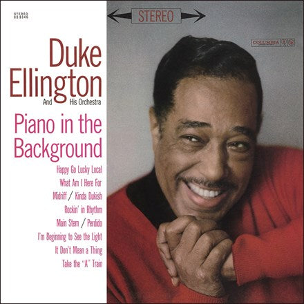 <b>Duke Ellington And His Orchestra </b><br><i>Piano In The Background</i>