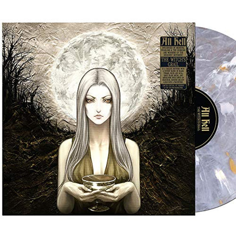 <b>All Hell </b><br><i>The Witch's Grail [Gold Marble Vinyl]</i>