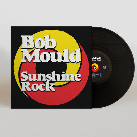 <b>Bob Mould </b><br><i>Sunshine Rock</i>