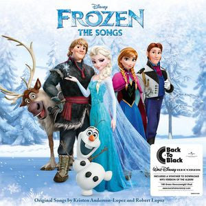 <b>Kristen Anderson-Lopez And Robert Lopez </b><br><i>Frozen The Songs</i>