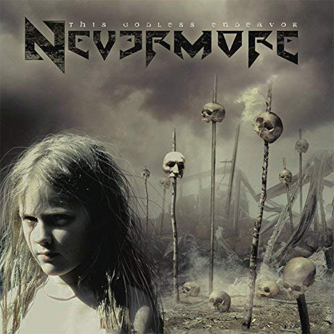 <b>Nevermore </b><br><i>This Godless Endeavor</i>