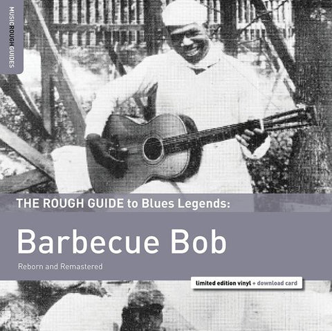 <b>Barbecue Bob </b><br><i>Rough Guide</i>