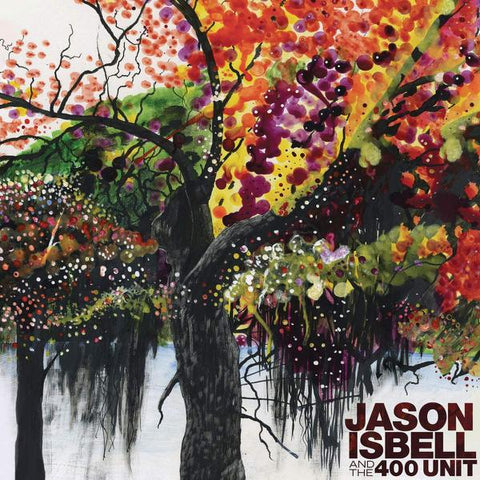 <b>Jason Isbell And The 400 Unit </b><br><i>Jason Isbell And The 400 Unit [Black Vinyl]</i>