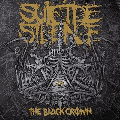 <b>Suicide Silence </b><br><i>The Black Crown</i>