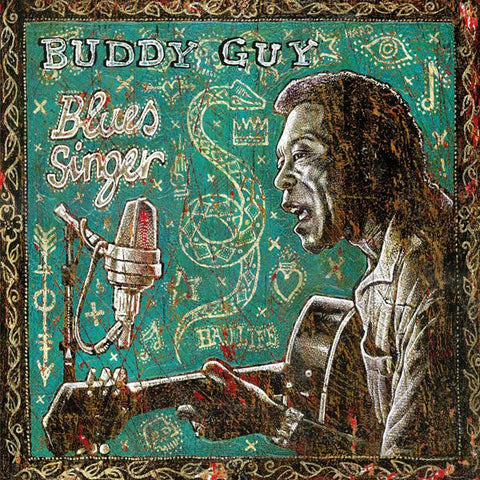 <b>Buddy Guy </b><br><i>Blues Singer [Import]</i>