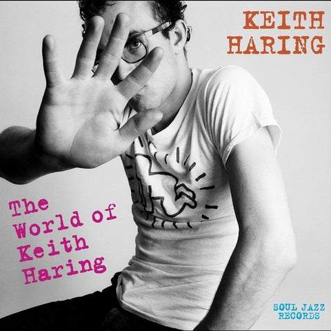 <b>Keith Haring </b><br><i>The World Of Keith Haring (Influences + Connections)</i>