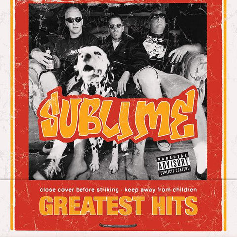 <b>Sublime </b><br><i>Greatest Hits [Black Vinyl]</i>