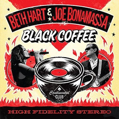 <b>Beth Hart & Joe Bonamassa </b><br><i>Black Coffee</i>