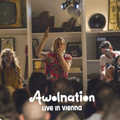 <b>Awolnation </b><br><i>Live In Vienna</i>