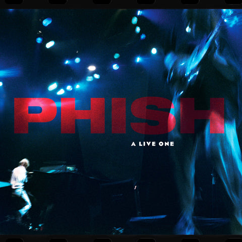 <b>Phish </b><br><i>A Live One [4LP, 180G, Red / Blue Vinyl, Includes Download]</i>