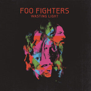 <b>Foo Fighters </b><br><i>Wasting Light</i>