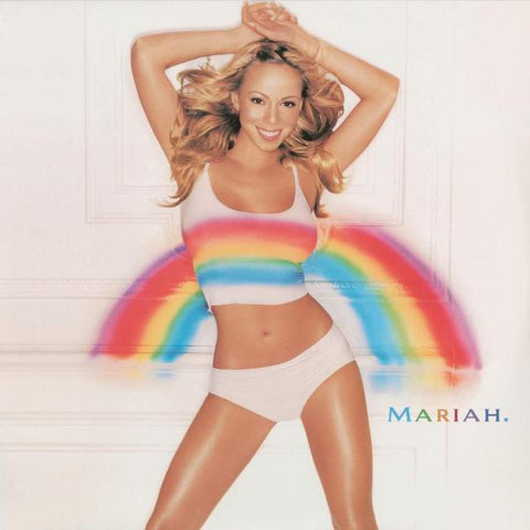 <b>Mariah Carey </b><br><i>Rainbow</i>