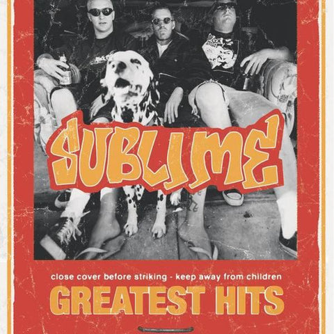 <b>Sublime </b><br><i>Greatest Hits [Yellow Lp + Flexi-disc]</i>