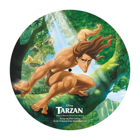 <b>Phil Collins, Mark Mancina </b><br><i>Tarzan (An Original Walt Disney Records Soundtrack) [Picture Disc]</i>