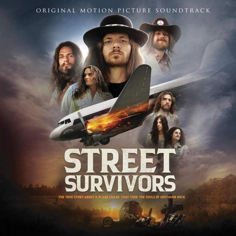 <b>Various </b><br><i>Street Survivors: The True Story of the Lynyrd Skynyrd Plane Crash Soundtrack [Colored Vinyl]</i>