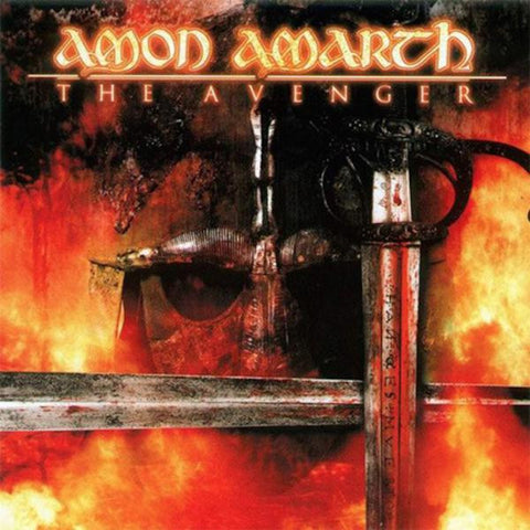 <b>Amon Amarth </b><br><i>The Avenger</i>