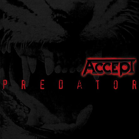 <b>Accept </b><br><i>Predator [Import] [Clear Vinyl]</i>