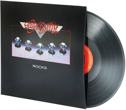 <b>Aerosmith </b><br><i>Rocks</i>