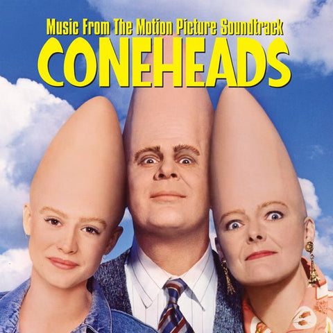 <b>Various </b><br><i>Coneheads (Music From The Motion Picture Soundtrack)</i>