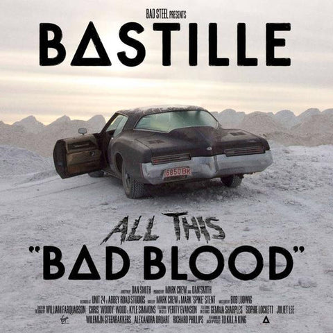 <b>Bastille </b><br><i>All This Bad Blood [STRICT LIMIT OF 1 PER CUSTOMER]</i>