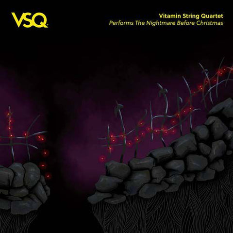 <b>Vitamin String Quartet </b><br><i>Vitamin String Quartet Performs The Nightmare Before Christmas</i>