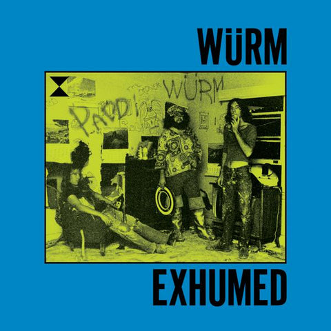 <b>Wurm </b><br><i>Feast: Exhumed</i>