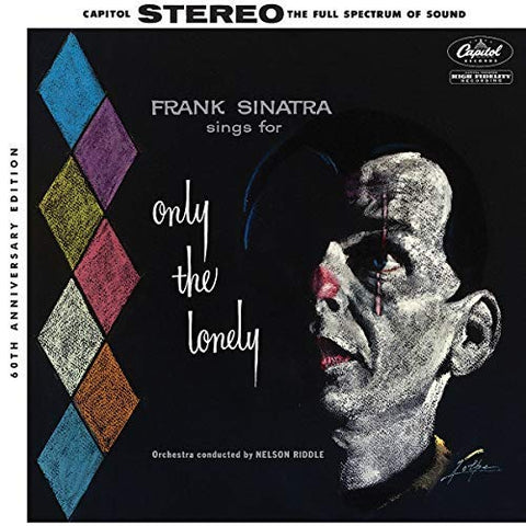 <b>Frank Sinatra </b><br><i>Sings For Only The Lonely [60th Anniversary Stereo Mix]</i>