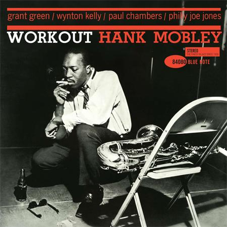 <b>Hank Mobley </b><br><i>Workout [2LP, 45 RPM]</i>