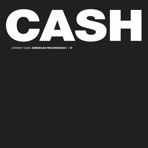 <b>Johnny Cash </b><br><i>American Recordings I - VI</i>