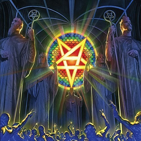 <b>Anthrax </b><br><i>For All Kings</i>