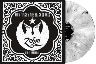<b>Jimmy Page & The Black Crowes </b><br><i>Live At Jones Beach</i>