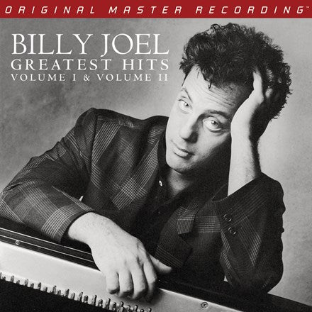 <b>Billy Joel </b><br><i>Greatest Hits Volume I & Volume II [SACD]</i>