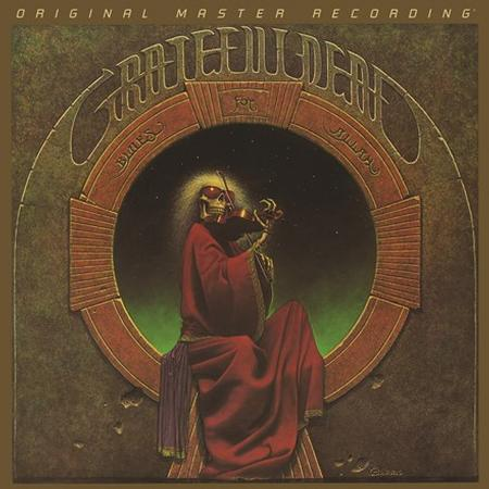 <b>Grateful Dead </b><br><i>Blues For Allah [2LP, 45 RPM]</i>