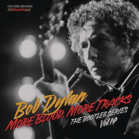 <b>Bob Dylan </b><br><i>More Blood, More Tracks (The Bootleg Series Vol. 14)</i>