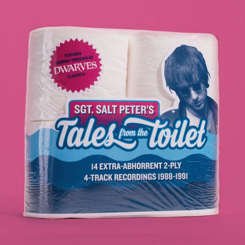 "<b>Sgt. Saltpeter </b><br><i>Tales From The Toilet - 10""</i>"