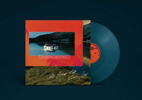 <b>Future Islands </b><br><i>As Long as You Are [Blue Vinyl]</i>