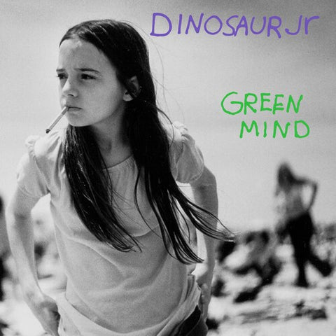 <b>Dinosaur Jr. </b><br><i>Green Mind [2LP Expanded Edition, Green Vinyl]</i>