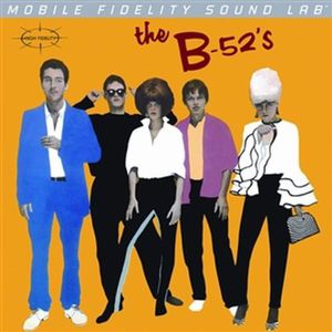 <b>The B-52's </b><br><i>The B-52's</i>