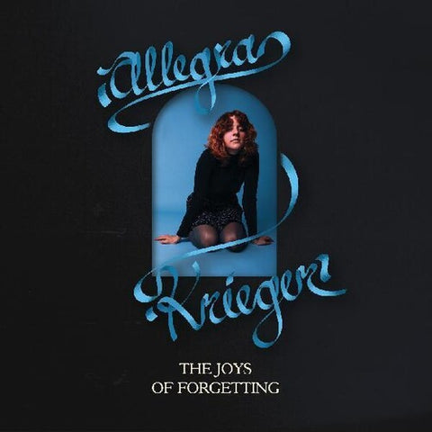 <b>Allegra Krieger </b><br><i>Joys Of Forgetting [Purple Vinyl]</i>
