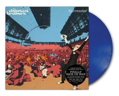 <b>The Chemical Brothers </b><br><i>Surrender [Indie-Exclusive Colored Vinyl]</i>