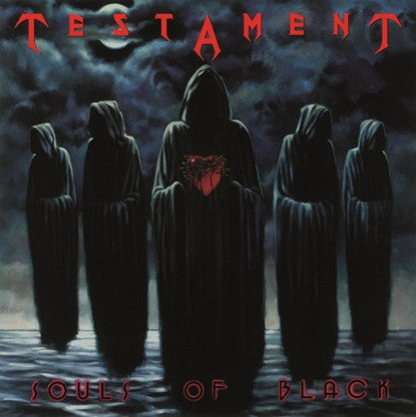<b>Testament </b><br><i>Souls Of Black [Import]</i>