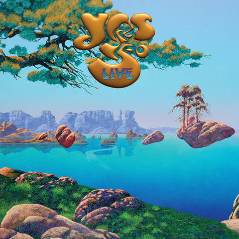 <b>Yes </b><br><i>Yes 50 Live [4LP Colored Vinyl]</i>