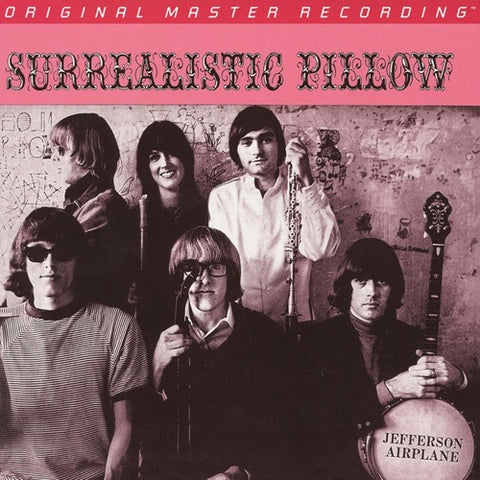<b>Jefferson Airplane </b><br><i>Surrealistic Pillow [SACD]</i>