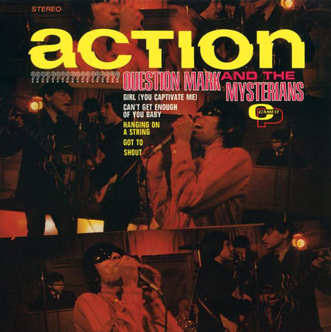 <b>Question Mark And The Mysterians </b><br><i>Action</i>