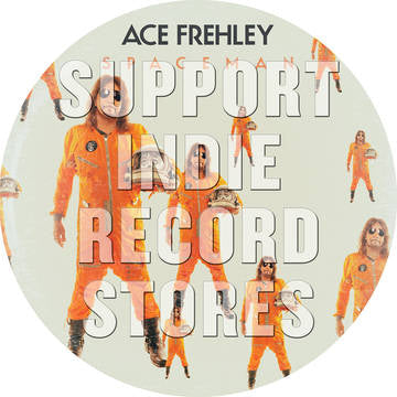 <b>Ace Frehley </b><br><i>Spaceman [Picture Disc]</i>