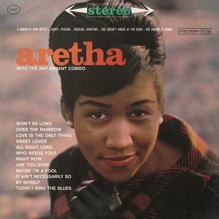 <b>Aretha Franklin With The Ray Bryant Combo </b><br><i>Aretha</i>