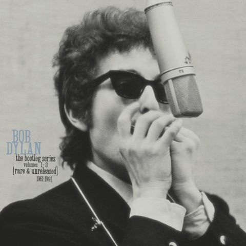 <b>Bob Dylan </b><br><i>The Bootleg Series Volumes 1 - 3 [Rare & Unreleased] 1961-1991</i>