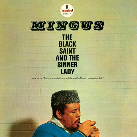 <b>Charles Mingus </b><br><i>The Black Saint And The Sinner Lady [2LP, 45 RPM]</i>
