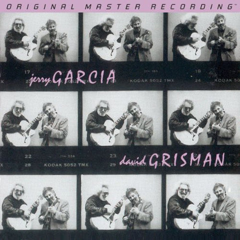 <b>Jerry Garcia / David Grisman </b><br><i>Jerry Garcia / David Grisman</i>