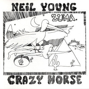 <b>Neil Young With Crazy Horse </b><br><i>Zuma [Import]</i>